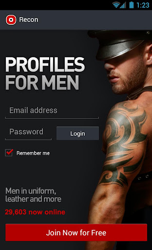 Recon Profiles for Men