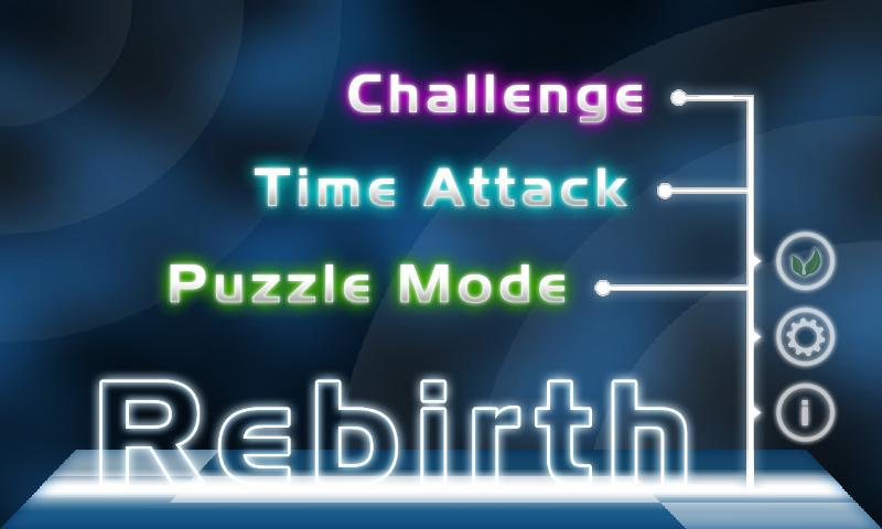 Rebirth- screenshot