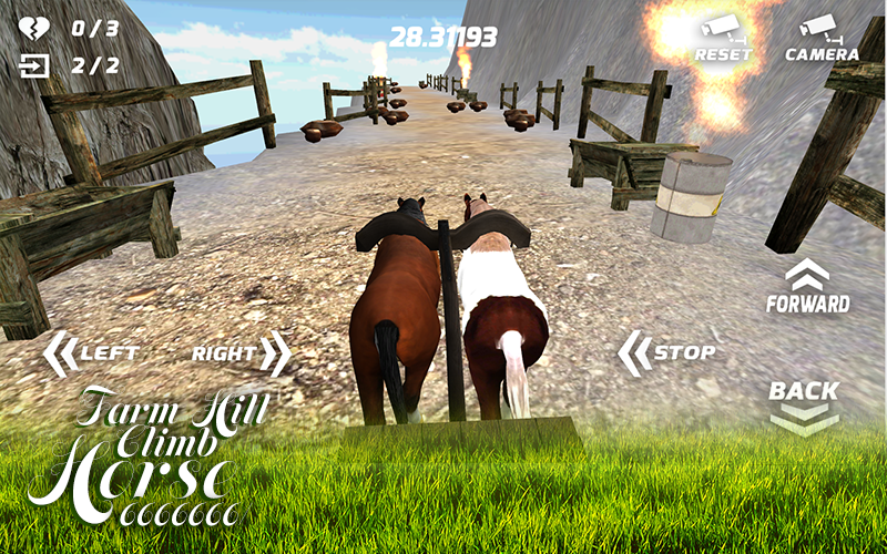 horse racing free games