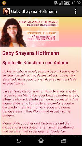 Gaby Shayana Hoffmann