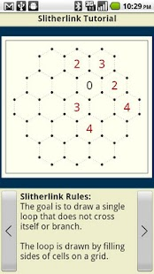 Slitherlink - screenshot thumbnail