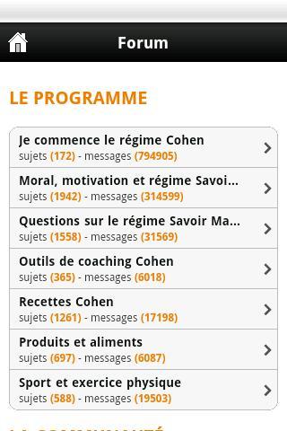 Your Bon Appétit Diet Profile- screenshot