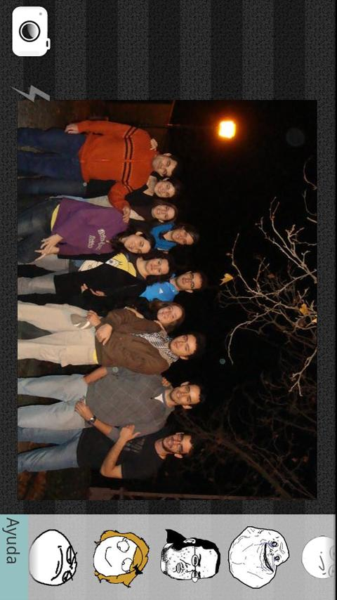 MemeCamera Lite- screenshot