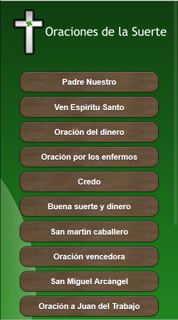 Oraciones de la buena suerte android apps on google play - Como ahuyentar la mala suerte ...