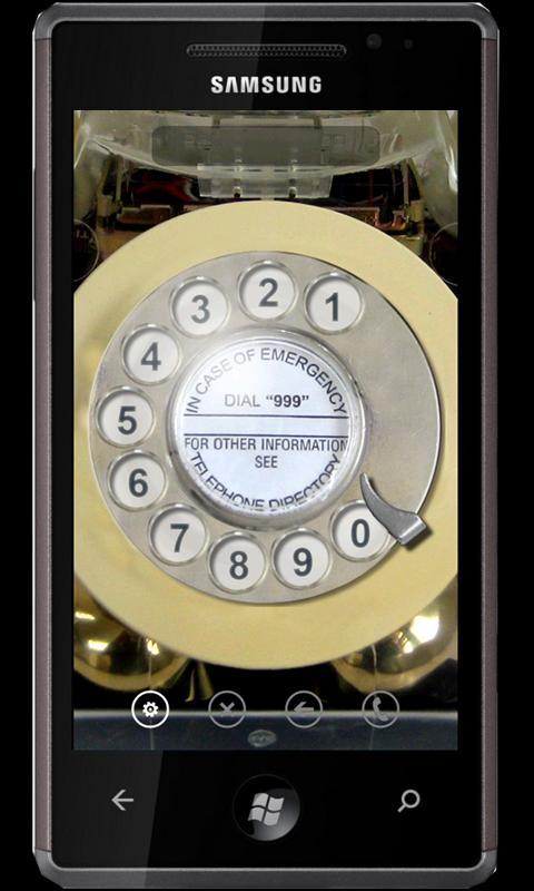Rotary Dialer PRO- screenshot