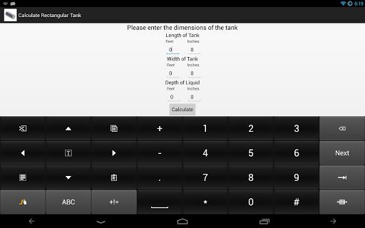 工具必備APP下載 Liquid Volume Calculator 好玩app不花錢 綠色工廠好玩App