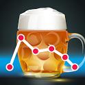 Alkohol kalkulačka icon