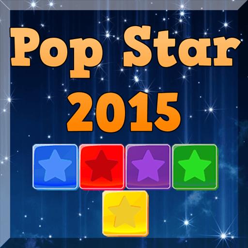 Pop Star 2015 街機 LOGO-玩APPs