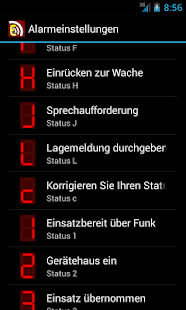 Emergency Notifier Screenshot