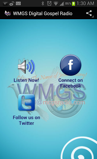 WMGS Digital Radio