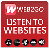 Web2go: Listen to Any Website