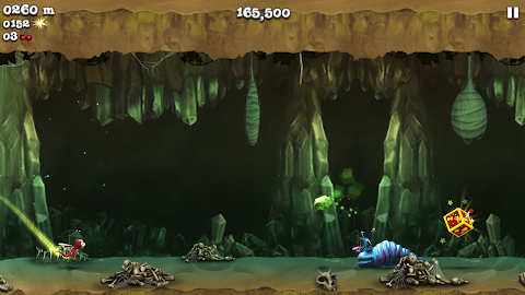 Firefly Runner Screenshot 6