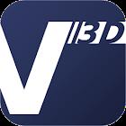 Velox 3D icon