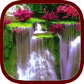 Wonderful Waterfall LWP