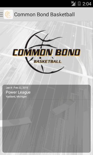 Common Bond Basketball