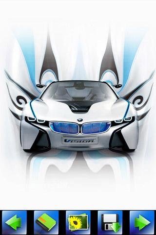 BMW Car wallpaper - screenshot
