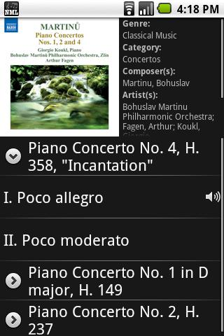 Naxos Music Library 1.92 apk