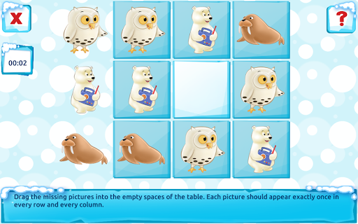 玩免費教育APP|下載Polar Bear Cub Free for kids app不用錢|硬是要APP