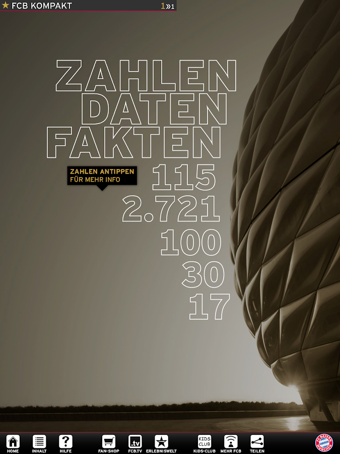 FCB Südstern - screenshot
