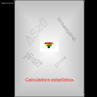 Calculadora estadística icon