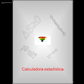 Calculadora estadística