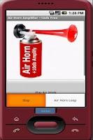 Screenshot of Air Horn Amplifier +10db free
