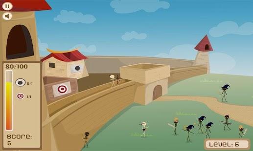 Stickman Stick War 角色扮演 App-癮科技App