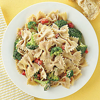 Peanut-Broccoli Pasta