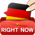 RightNow German Conversation icon