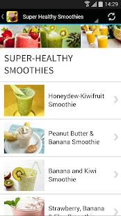 Best Smoothie Recipes- screenshot thumbnail