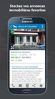 Screenshot of Bourse de l'Immobilier