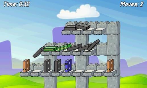 Domino Run Lite - screenshot thumbnail