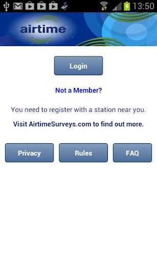Airtime Surveys