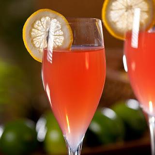 Romance Caribeno Cocktail.