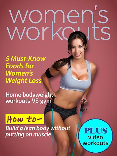 Women's Workouts Magazine