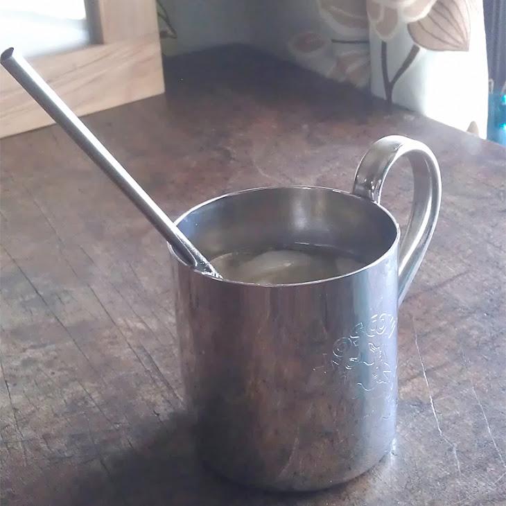 Szechuan Mule Recipe