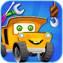 Mechanic Truck Builder Garage icon
