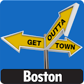 Boston - Get Outta Town