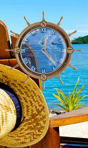 Travel Compass Beach HD LWP