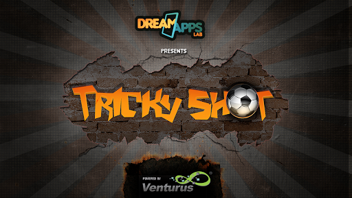Tricky Shot Soccer Football