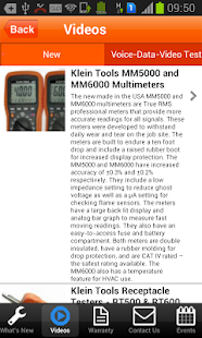 Klein Tools - screenshot thumbnail