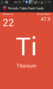 Periodic table flash cards android apps on google play periodic table flash cards screenshot thumbnail periodic table flash cards screenshot thumbnail urtaz Choice Image