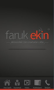 Faruk Ekin apps - screenshot thumbnail