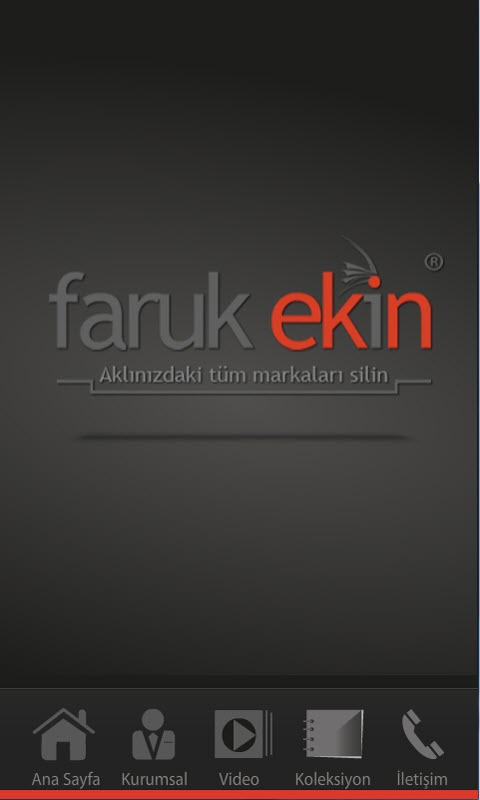 Faruk Ekin apps - screenshot