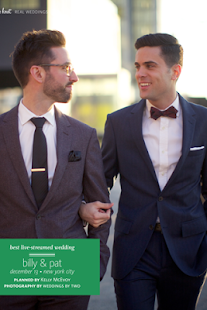 Gay Weddings From The Knot - screenshot thumbnail