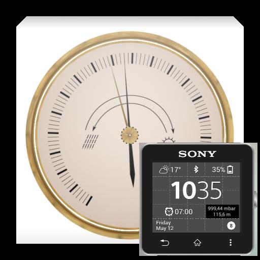 Barometer Widget for Sony SW2 運動 App LOGO-硬是要APP