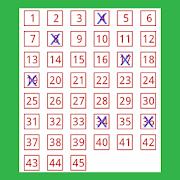 Lotto 6 aus 45 system gewinntabelle
