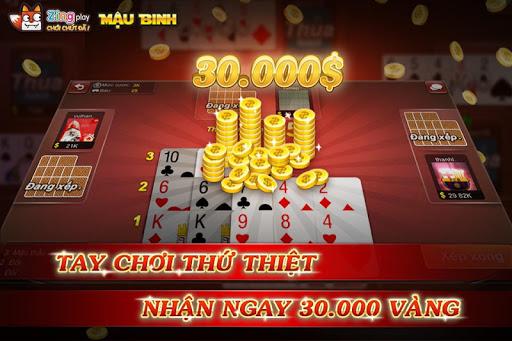 Poker VN - Mu1eadu Binh u2013 Binh Xu1eadp Xu00e1m - ZingPlay 3.9 screenshots 10