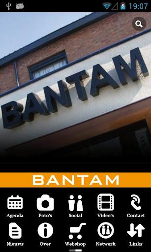 Bantam Hoogkarspel