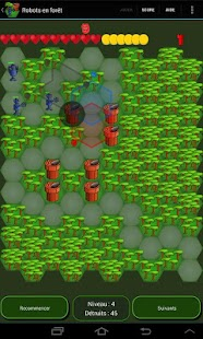Robots in the forest (TD)- screenshot thumbnail